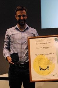 KWF_Innovationsmedaille_2014_Forstreich1